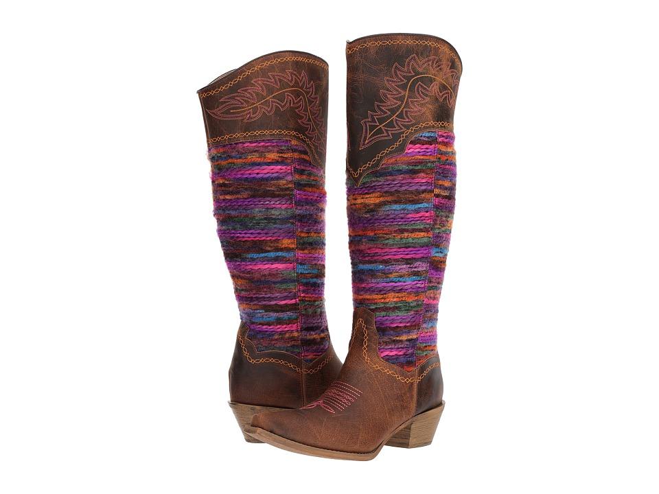 Laredo Jo Jo (Rust) Women's Cowboy Boots