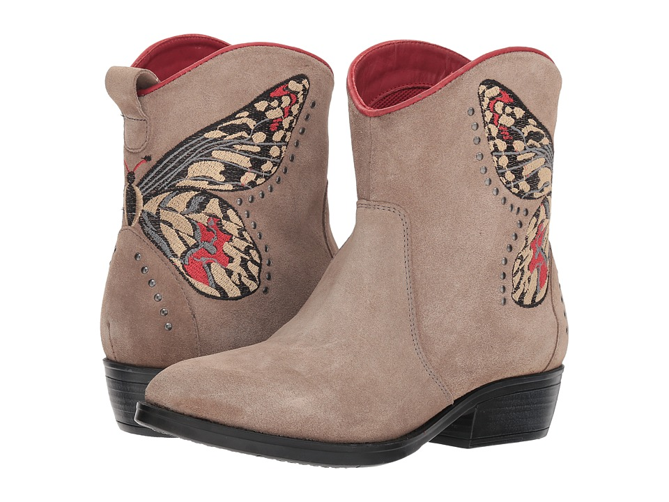 Laredo Flutter (Taupe) Women's Cowboy Boots