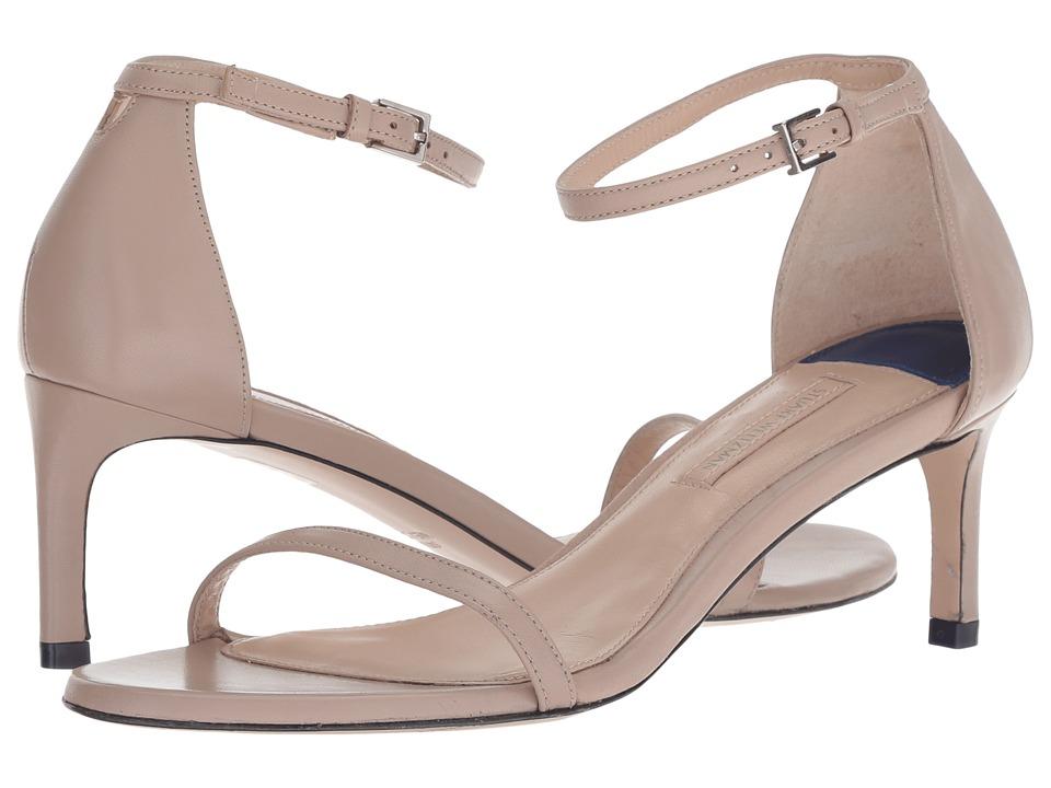 Stuart Weitzman 45nudisttraditional (Latte Reims) Women's Shoes