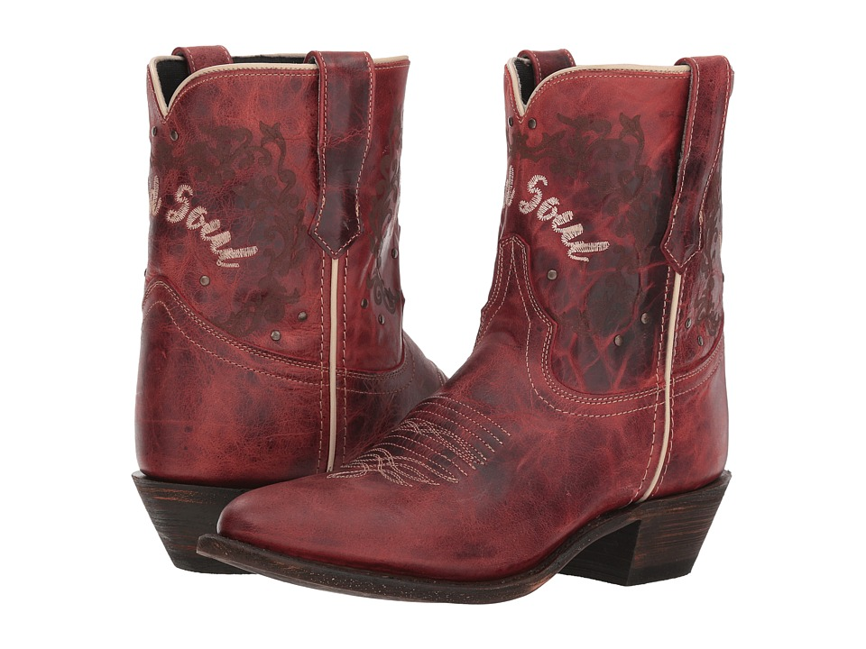 Laredo Reckless (Red) Women's Cowboy Boots