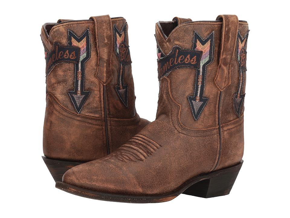 Laredo Radical (Tan) Women's Cowboy Boots