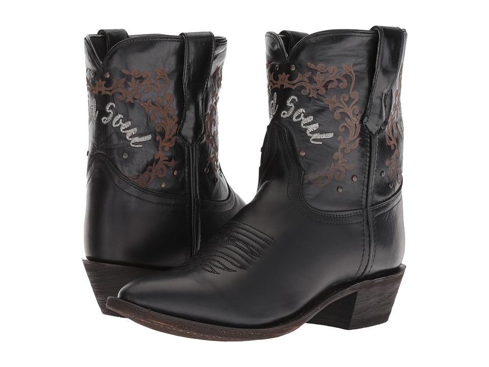Laredo Reckless (Black) Women's Cowboy Boots
