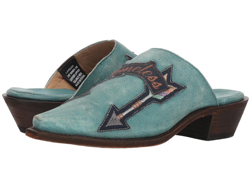 Laredo Boho (Turquoise) Women's Cowboy Boots