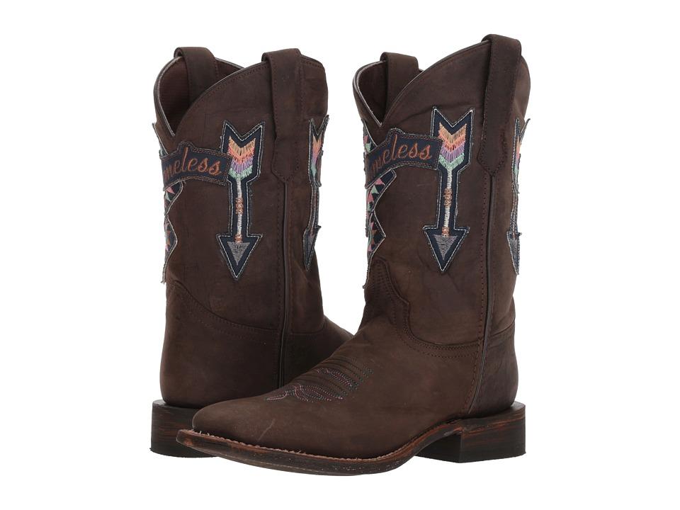 Laredo Arty (Brown) Women's Cowboy Boots