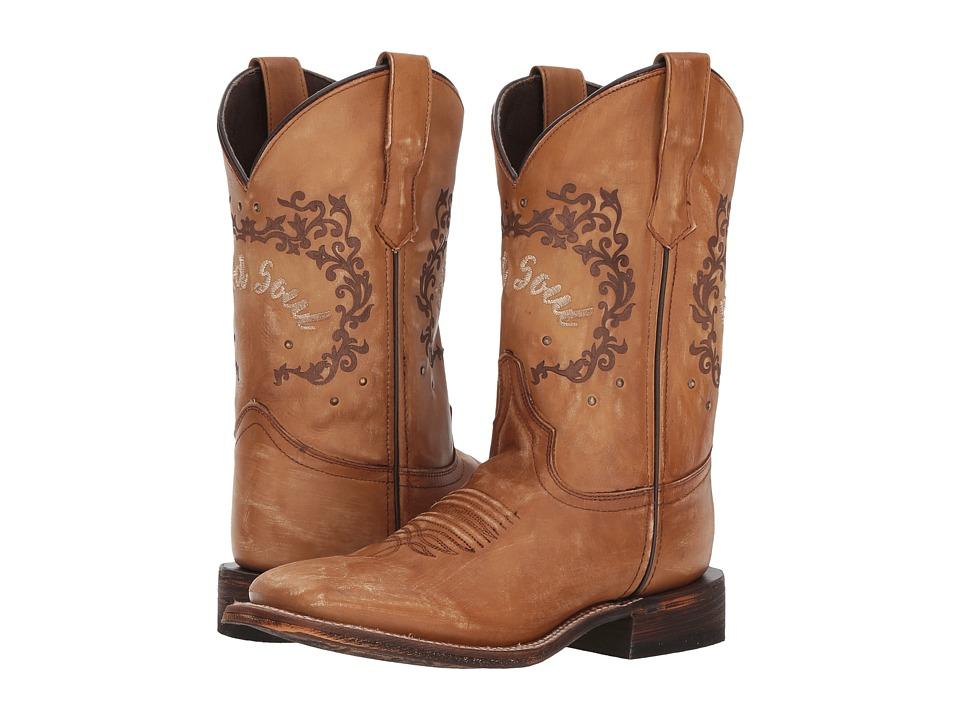 Laredo Fierce (Tan) Women's Cowboy Boots
