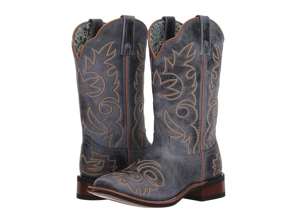 Laredo Eva (Blue) Women's Cowboy Boots