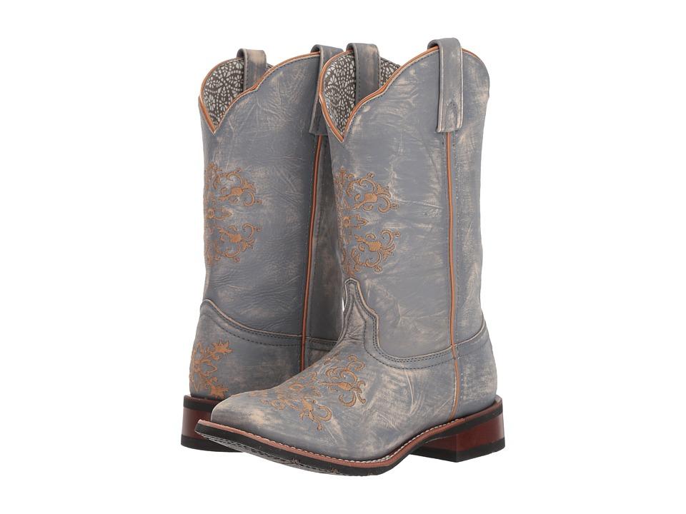 Laredo Coraline (Grey) Women's Cowboy Boots