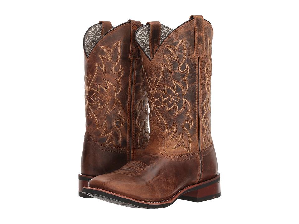 Laredo Meg (Tan) Women's Cowboy Boots