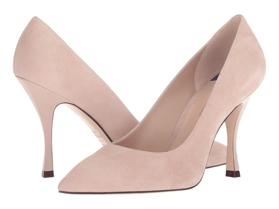 Stuart Weitzman Tippi 95 (Dolce Combo Suede) Women's Shoes