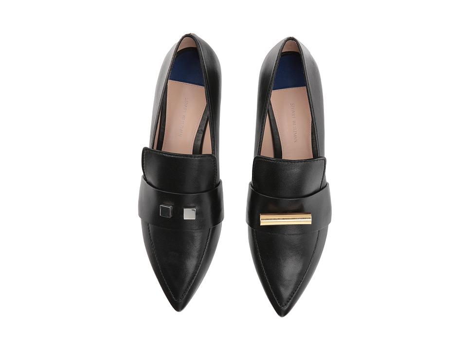 Stuart Weitzman Vega (Nero Reims) Women's Shoes