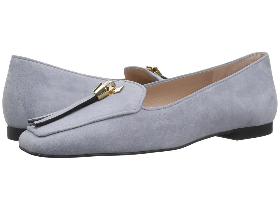 Stuart Weitzman Slipknot (Dovetail Suede) Women's Shoes