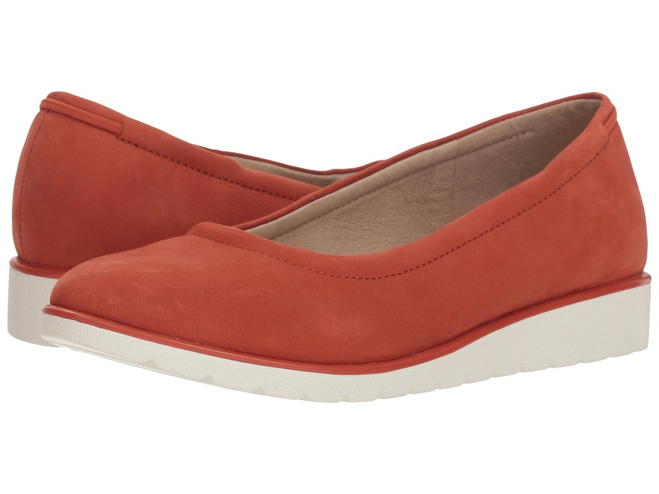 Eileen Fisher Honest (Cayenne Nubuck) Women's Shoes