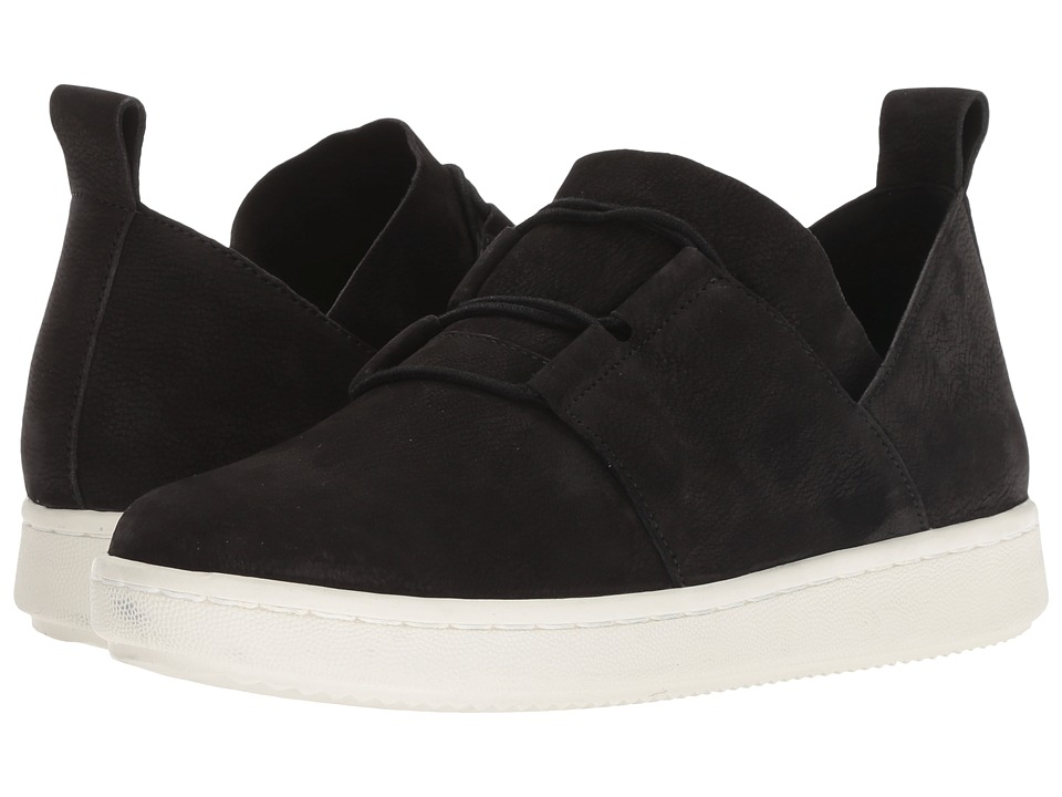 Eileen Fisher Kipling (Black Nubuck) Women's Shoes