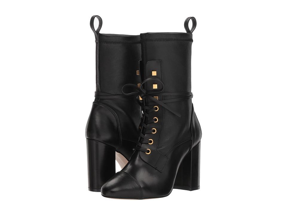 Stuart Weitzman Veruka (Black Tendre) Women's Shoes