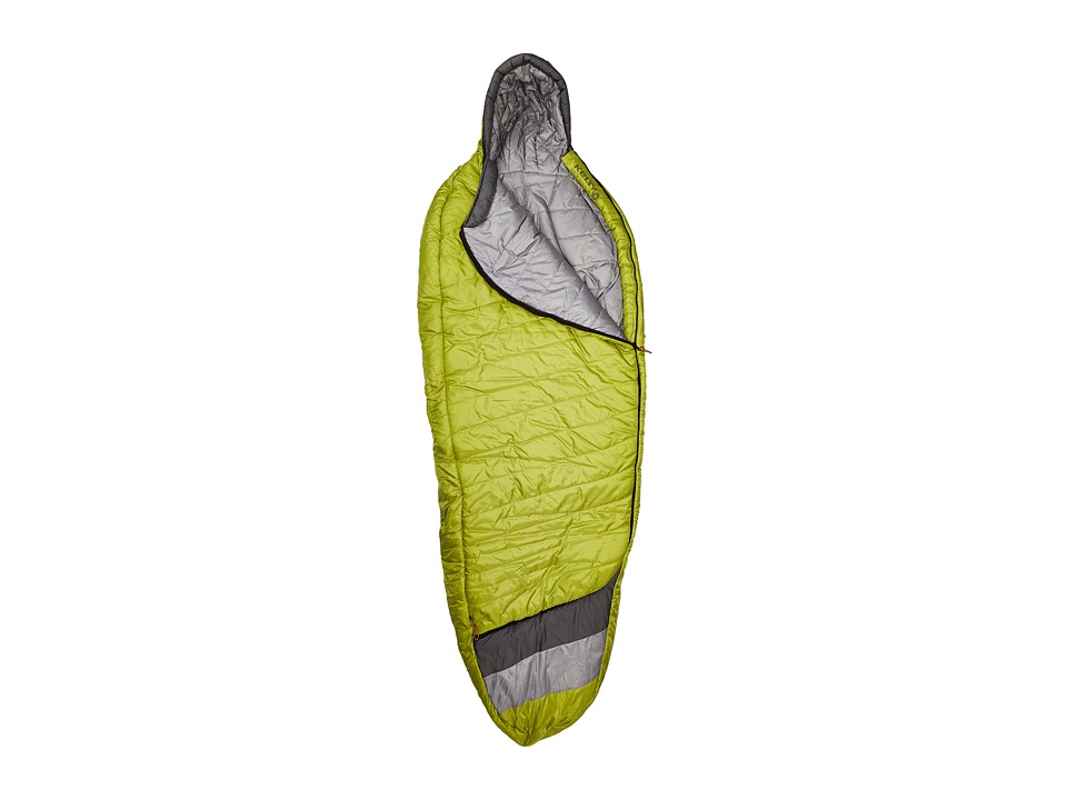 Kelty - Tuck 20 Degree Thermapro Ultra Long Left Handed Zippers (Spinach/Castle Rock) Outdoor Sports Equipment