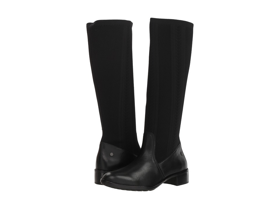 Aetrex Belle (Black) Women's Pull-on Boots