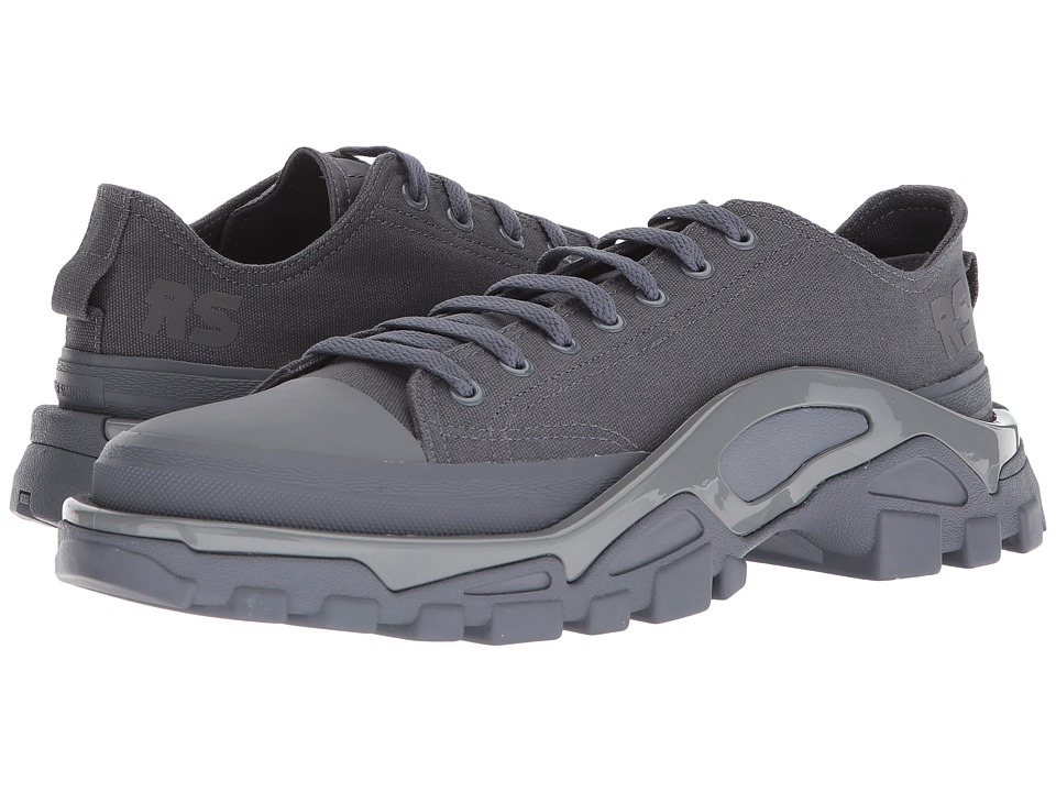 adidas by Raf Simons - Detroit Runner (Onix/Onix/Onix) Mens Shoes