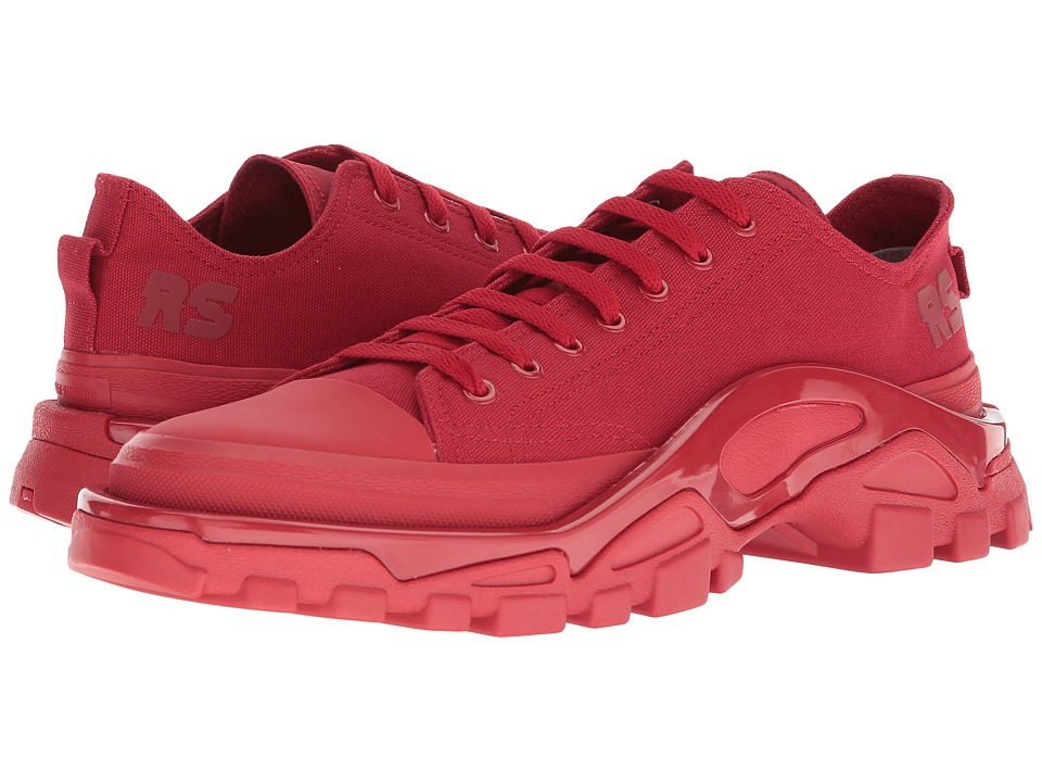 adidas by Raf Simons Detroit Runner (Power Red/Power Red/Power Red) Men