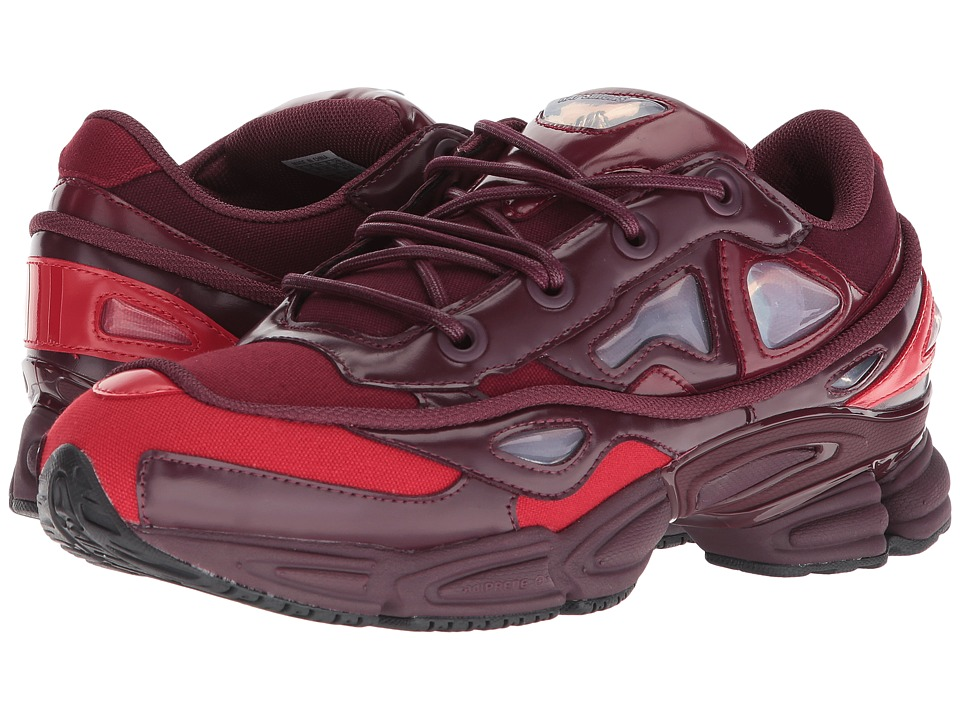adidas by Raf Simons - Ozweego III (Coll/Burgundy/Maroon/Scarlet) Mens Shoes