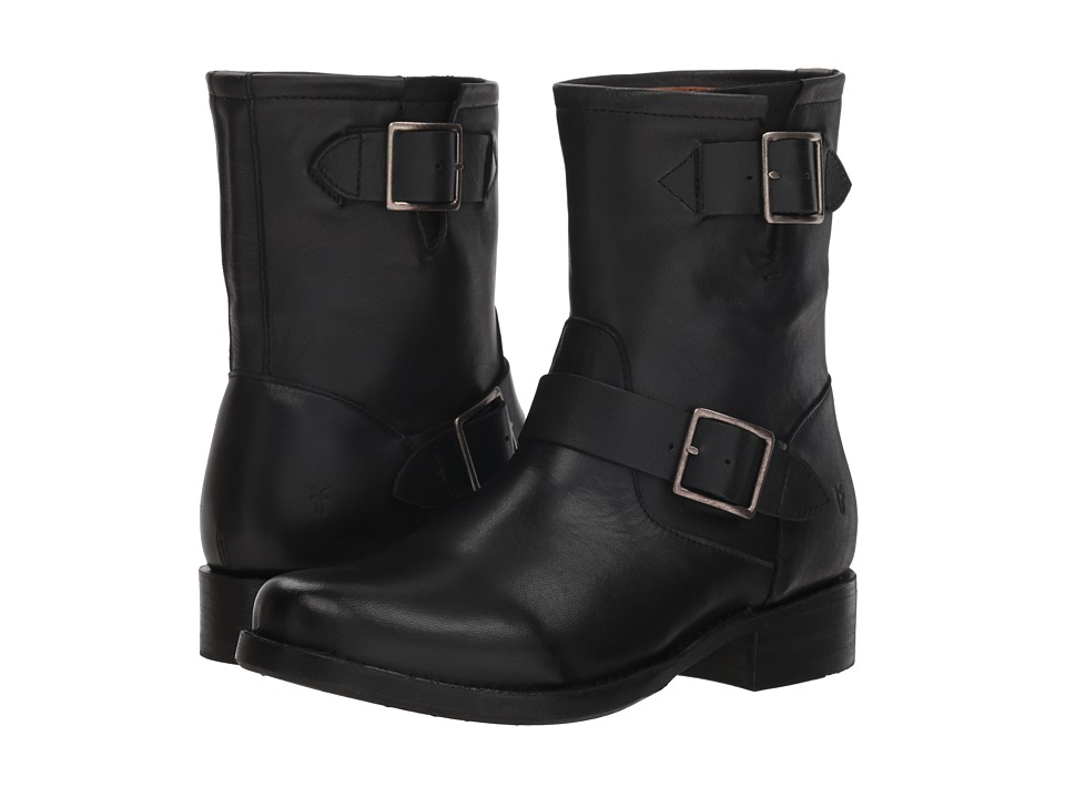 Frye Vicky Engineer (Black)