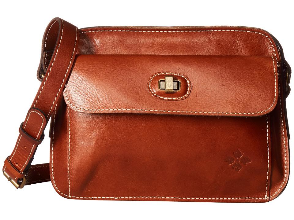 Patricia Nash - Maxela Crossbody (Tan) Handbags