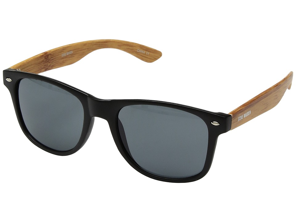 Steve Madden - Molly (Black) Fashion Sunglasses