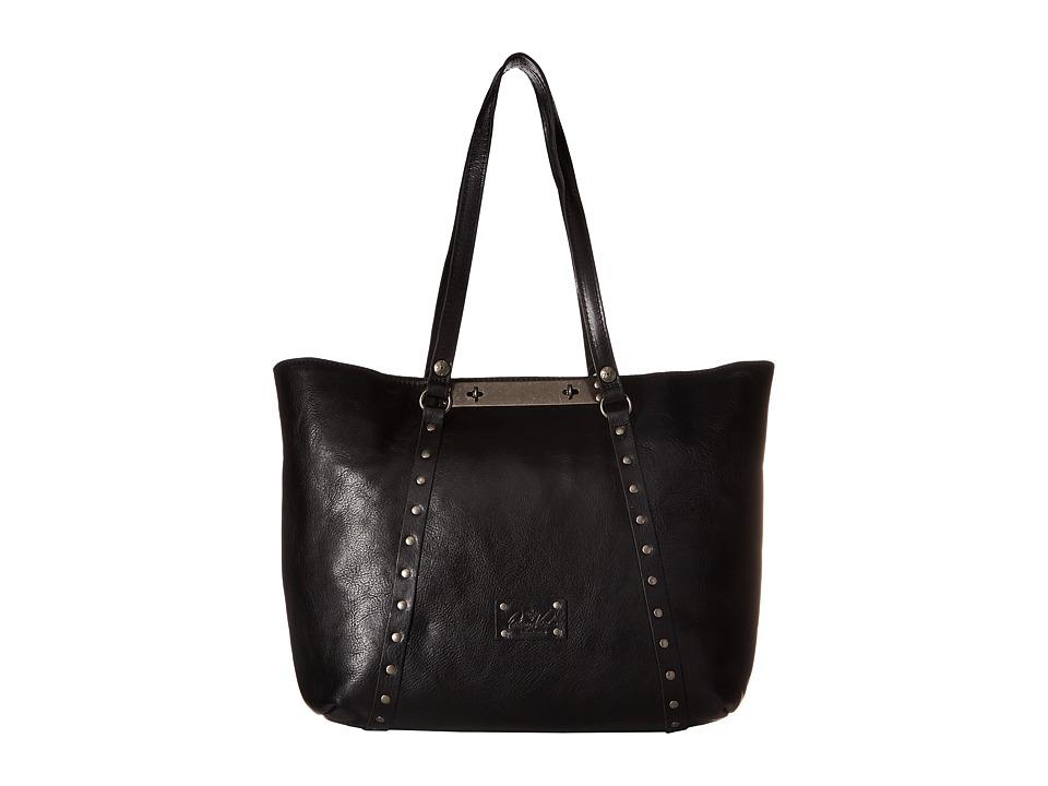 Patricia Nash - Benvenuto Tote (Black 2) Tote Handbags