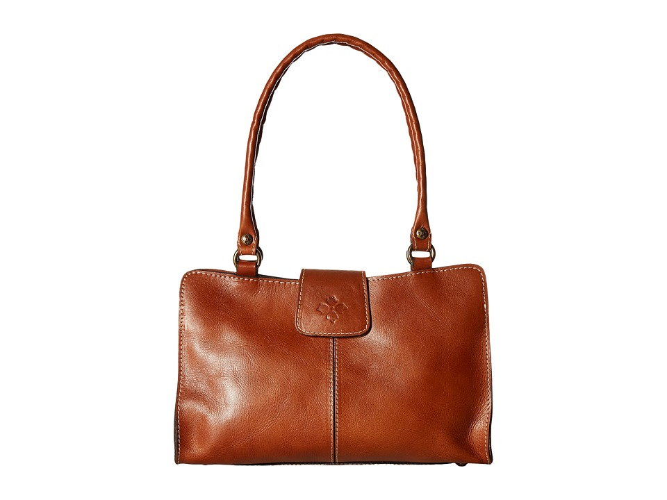 Patricia Nash - Rienzo Satchel (Tan) Satchel Handbags