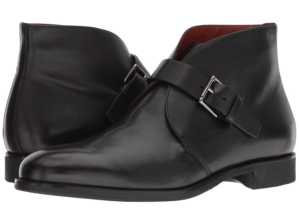 Etro - Ankle Boot (Black) Mens Boots