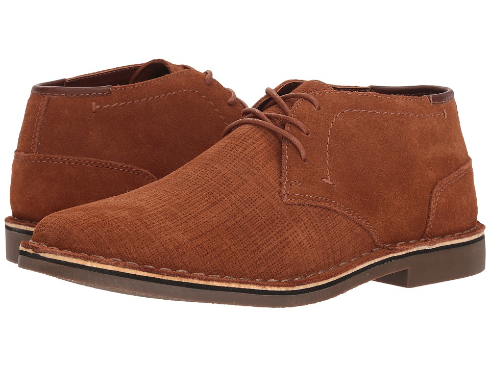Kenneth Cole Reaction - Desert Sun (Rust) Mens Lace-up Boots