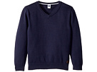 Janie and Jack V-neck Sweater (Toddler/Little Kids/Big Kids)