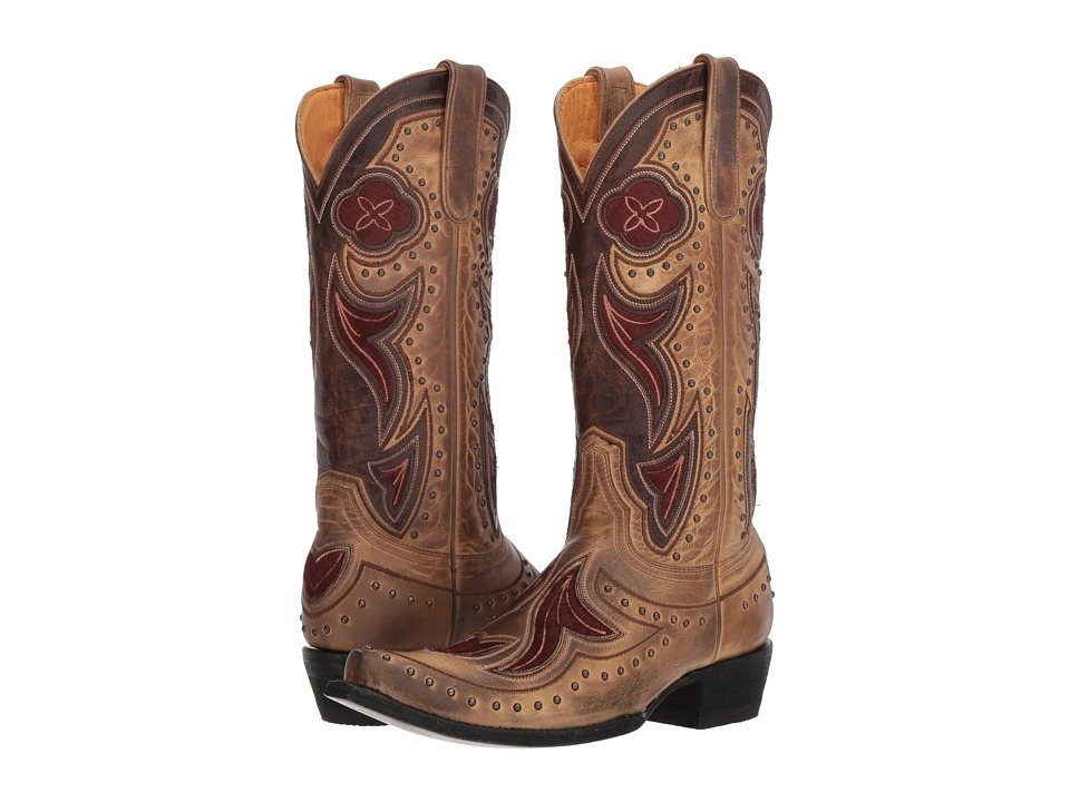 Old Gringo Granby (Champagne) Women's Cowboy Boots