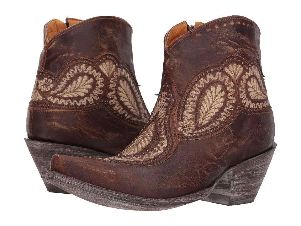 Old Gringo Bianca (Oryx) Women's Cowboy Boots