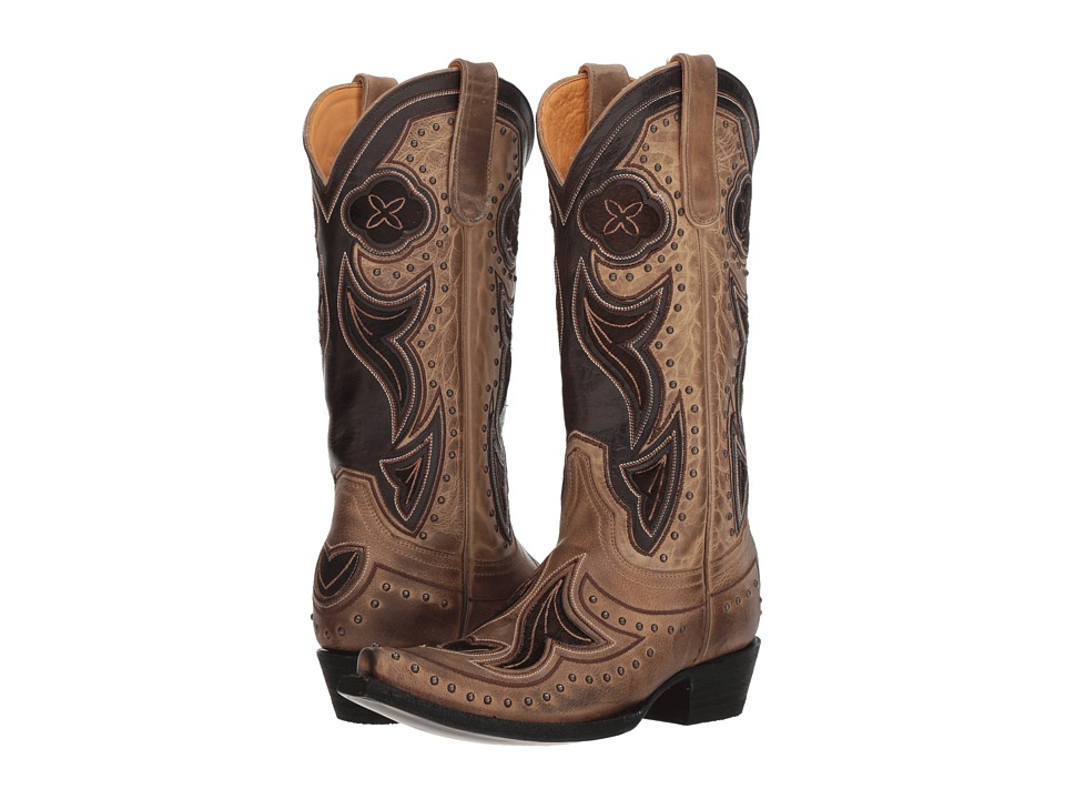 Old Gringo Granby (Grey) Women's Cowboy Boots