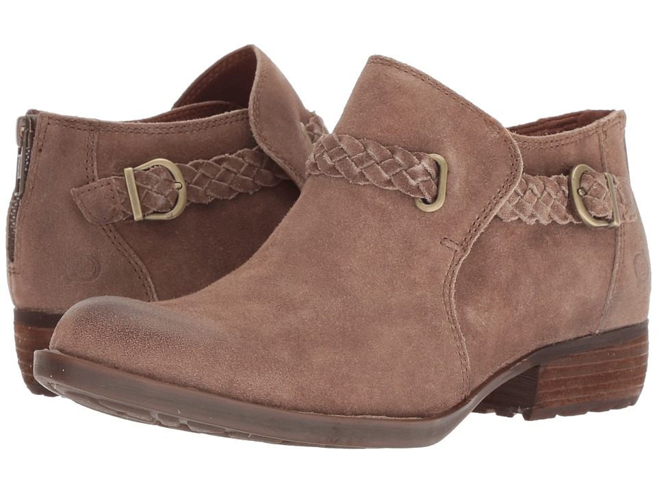 Born Sylvia (Taupe) Women's Shoes