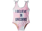 shade critters I Believe in Unicorns One-Piece (Infant/Toddler)