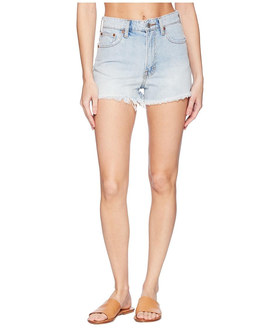 Lucky Brand - Lucky Pins Shorts in Mckenzie (Mckenzie) Womens Shorts