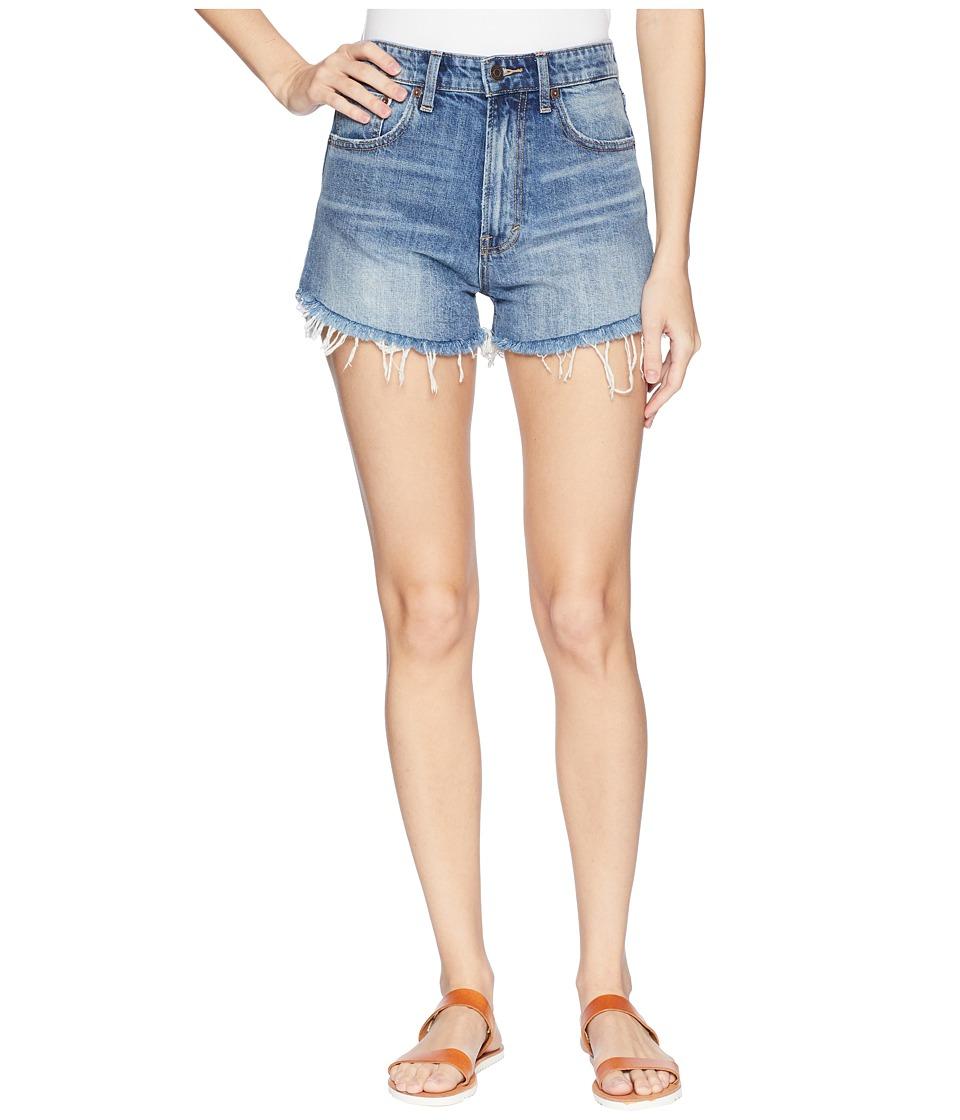 Lucky Brand - Lucky Pins Shorts in Hartley Tulip (Hartley Tulip) Womens Shorts