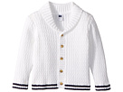Janie and Jack Shawl Collar Cardigan (Infant)
