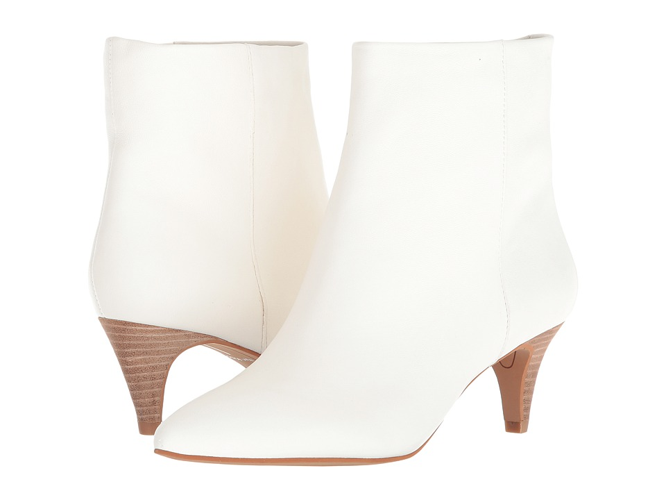 Dolce Vita Deedee (Off-White Leather) Women's Shoes