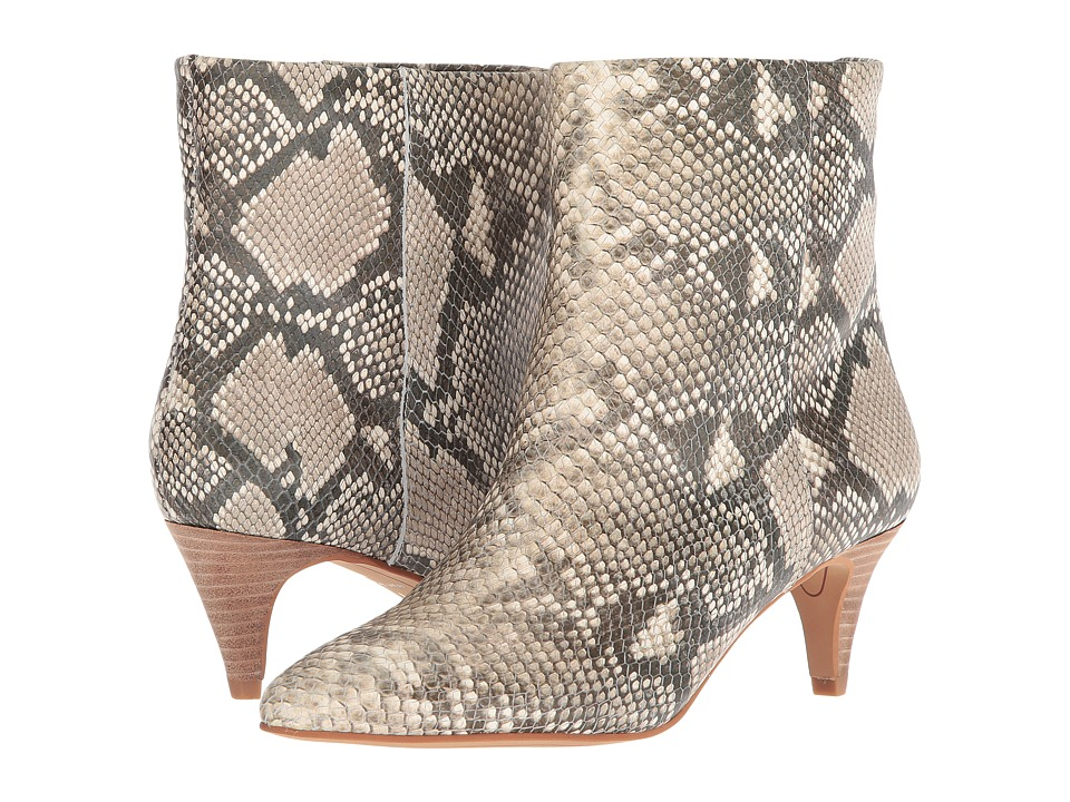 Dolce Vita Deedee (Snake Print Embossed Leather) Women's Shoes