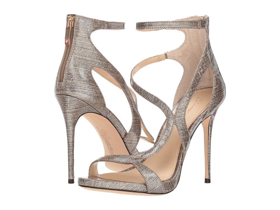 Imagine Vince Camuto Demet (Soft Gold Orion Leather) High Heels