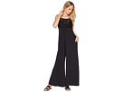 Robin Piccone Perla Jumpsuit w/ Pockets and Soft Cups Cover-Up