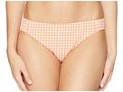Nanette Lepore Nanette Lepore Capri Gingham Charmer Bikini Bottom