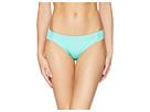 Trina Turk Trina Turk Studio Solids Shirred Side Hipster Bikini Bottom