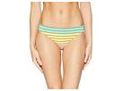 Trina Turk Trina Turk Lurex Stripe Basic Hipster Bottom