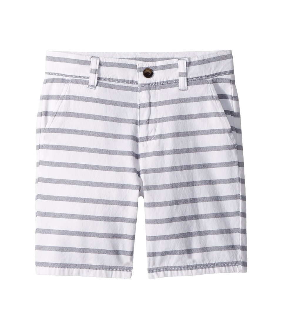 Janie and Jack - Flat Front Shorts (Toddler/Little Kids/Big Kids) (Multicolor 3) Boys Shorts