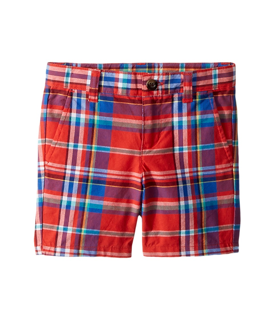Janie and Jack - Flat Front Shorts (Toddler/Little Kids/Big Kids) (Multicolor 4) Boys Shorts