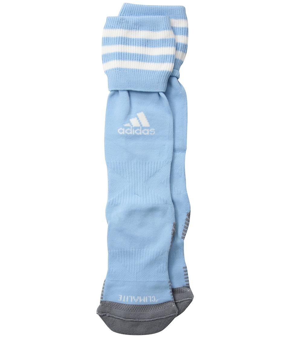 adidas Kids - Copa Zone Cushion III OTC Sock (Toddler/Little Kids/Big Kids) (Argentina Blue/ White) Kids Shoes