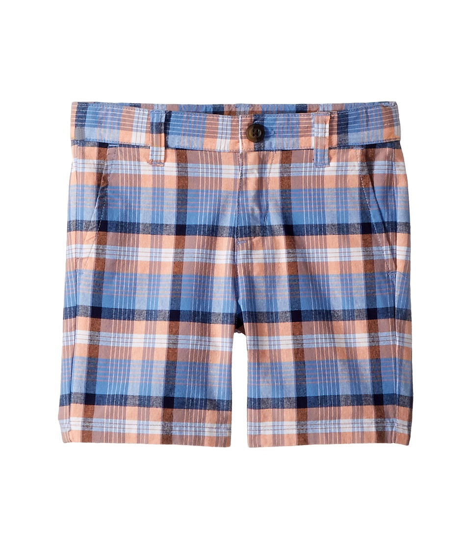 Janie and Jack - Flat Front Shorts (Toddler/Little Kids/Big Kids) (Multicolor 6) Boys Shorts